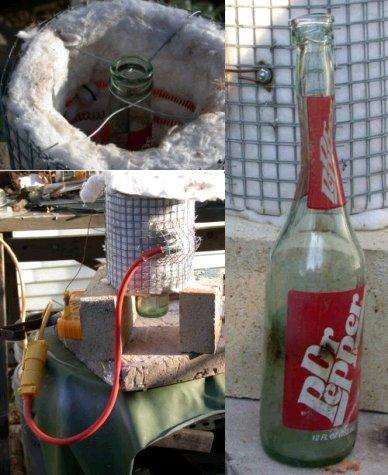 Bottle Reworking