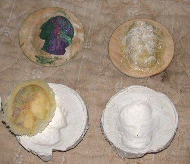 Latex Rubber Mold 3