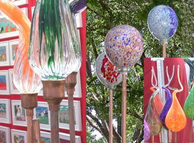 solid glass balls decorative.htm glossary of blown glass objects  glossary of blown glass objects